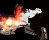 CURSE VAMPIRE fireball