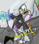 Mewtwo - Keyblade Master