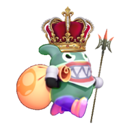 Redesigned King Nabbit