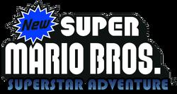 NSMB Superstar Adventure Logo