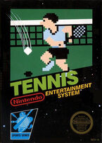 Tennis (video game)