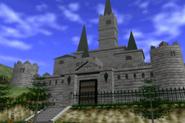 Hyrule Castle (Ocarina of Time)