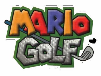 MarioGolfBadge Logo
