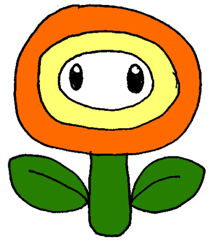 File:Mini Fire Flower.png