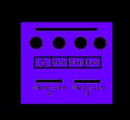 Purple Paper Player