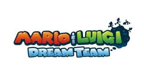 Stand And Fight, Luigi! - Mario & Luigi Dream Team Music Extended