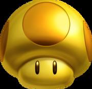 Goldshroom