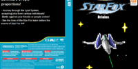 Star Fox Origins