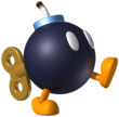 Bob-omb walking
