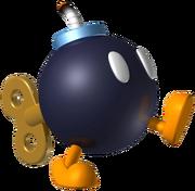 Bob-omb walking