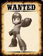 BountyPoster Megaman