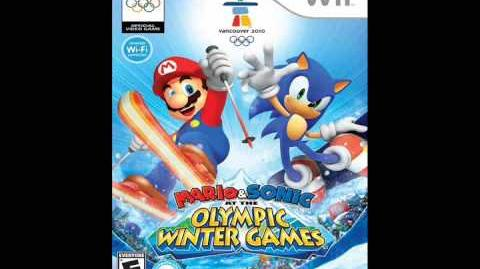 Short Track (Mario & Sonic at the Olympic Winter Games)