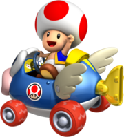 434px-Toad Artwork - Mario Kart Wii