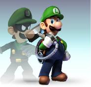 Luigi & Mr. L SSBTT