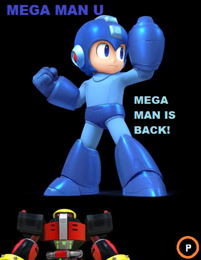 Mega Man U