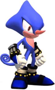 Charmelon The Blue Ninja 2