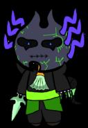 Judge (Shape-Shifter) Chibi Plush Thing