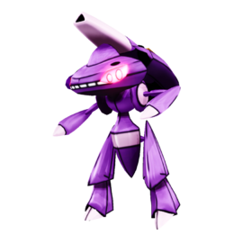 Genesect by nidoru101-d8df1ls