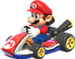 Mario MK8 Icon