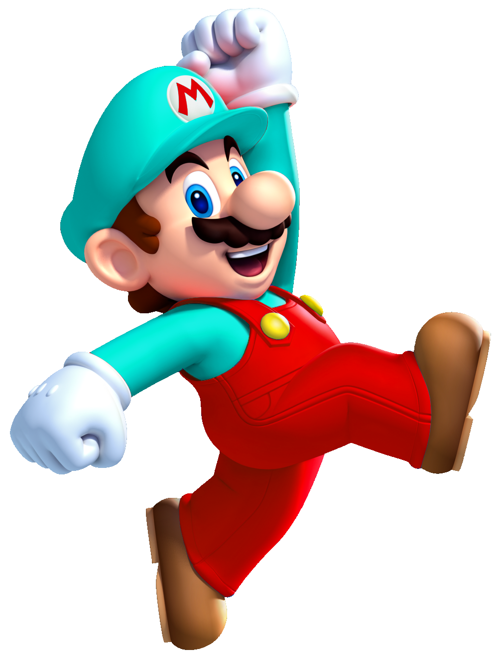 Super mario fire flower coloring pages - Powerups