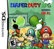 Diaper Duty RPG Cover