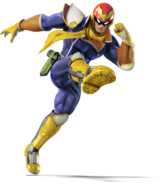 Captain Falcon (SSBI)