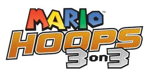 Mamma Mia A (CD version) - Mario Hoops 3 on 3 Music