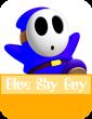 Blue Shy Guy MR