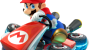 Mario Kart: Frozen Speeds