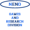 Neno Games and Research Division Logo