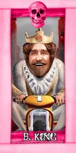 MASSES Character Burger King