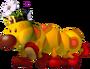 Wiggler King SMW3D