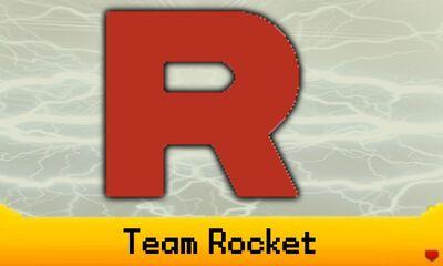 Team Rocket Yγ