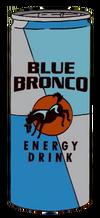 Blue-Bronco