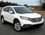 2012 Honda CR-V EX-L -- 01-20-2012 1