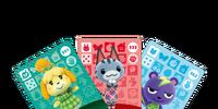 Amiibo/Animal Crossing Cards/Series 4