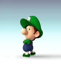 File:Baby Luigi - Nintendo All-Stars.png