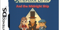 Professor Layton and the Midnight Ship