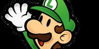 Paper Luigi (character)
