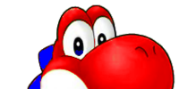 Red Yoshi (Nintendo Adventures)