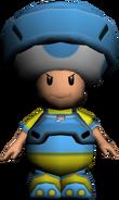 StrikersCharged Toad Model LightBlue