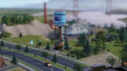 400px-Simcity water tower