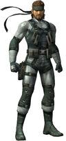 Super Smash Solid Snake