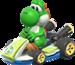 Yoshi MK8 Icon
