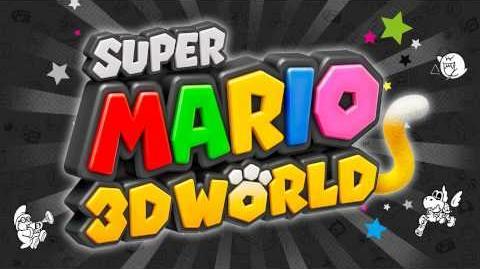 Snowball Park (Super Mario 3D World)