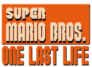 Super Mario Bros one last lif4