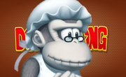 Wrinkley Kong