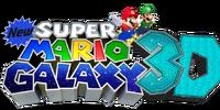 New Super Mario Galaxy 3D