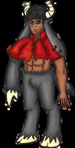 Darrius-Fawn (Wild World)