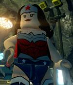 Wonder Woman (Lego Batman 4)